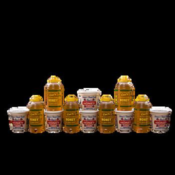 Raw Honey Combo Case #1