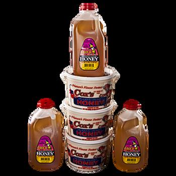 Raw Honey Combo Box #3