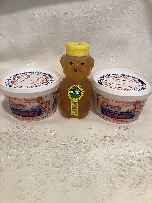 Raw Honey Gift Box #1
