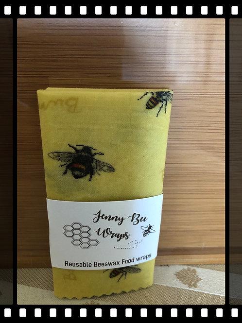 Beeswax Wraps 8x8