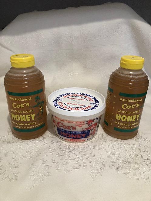 Raw Honey Gift Box #2