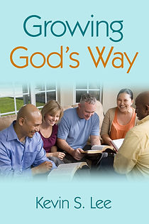 Growing God's Way Book Title