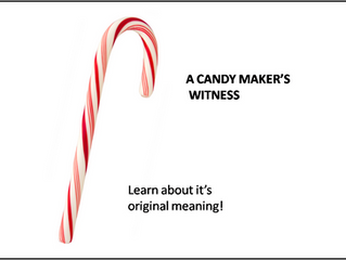 A CANDY MAKER'S WITNESS