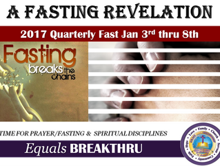 A Fasting Revelation