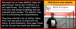 Mr. & Mrs. A. Banks – Oakland, CA -