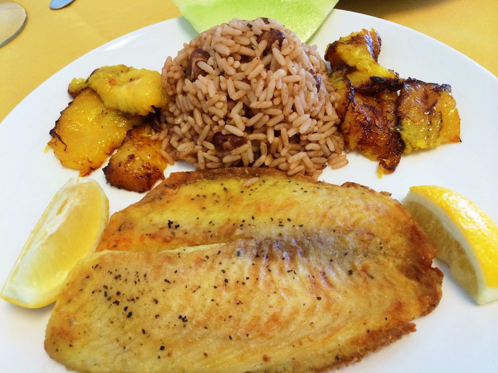 CARIBBEAN BREEZE GRILLED RED SNAPPER