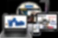 PROFESSIONAL  DESKTOP & MOBILE WEB DESIGN