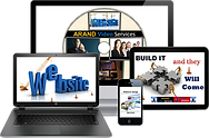 PROFESSIONAL  DESKTOP & MOBILE WEB DESIGN