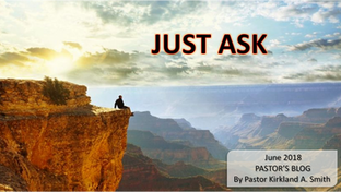 Then Just Ask - John 8:32