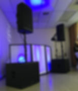 DJ Event Lighting