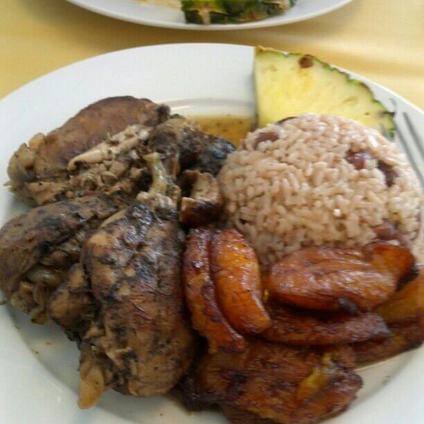 ISLAND JERK CHICKEN