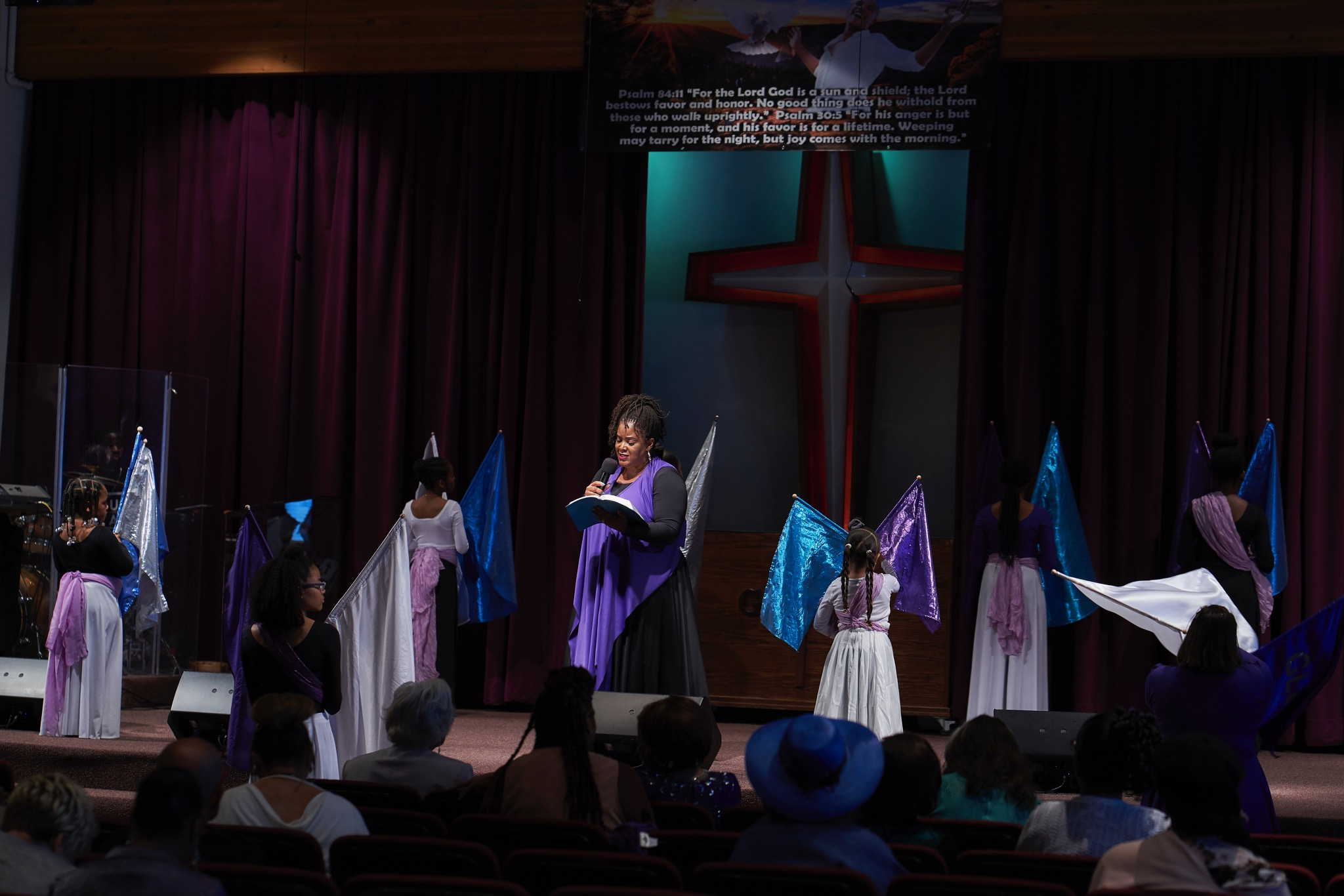 Meet our Banner Ministry