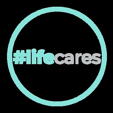 life cares logo instagram transparent.pn