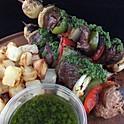 Beef Brocheta ( skewers argentina style )