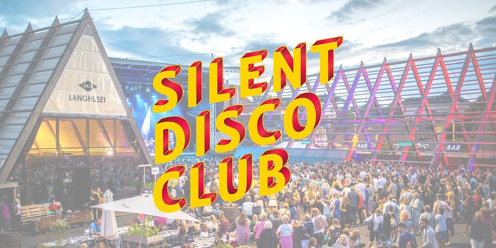Silent Disco Club // SALT Art & Music // Lørdag 04. juli