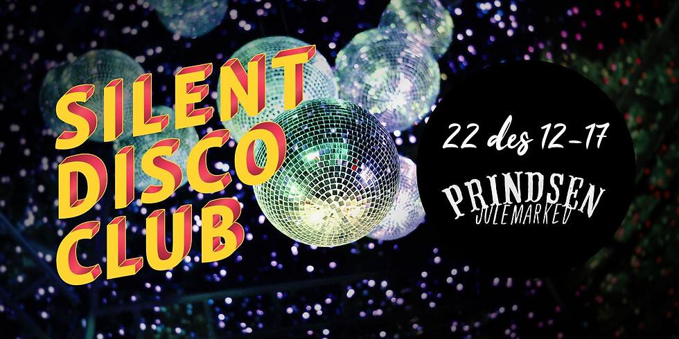Silent Disco Club: The Christmas Special // Prindsen hage // Lørdag 22. Desember