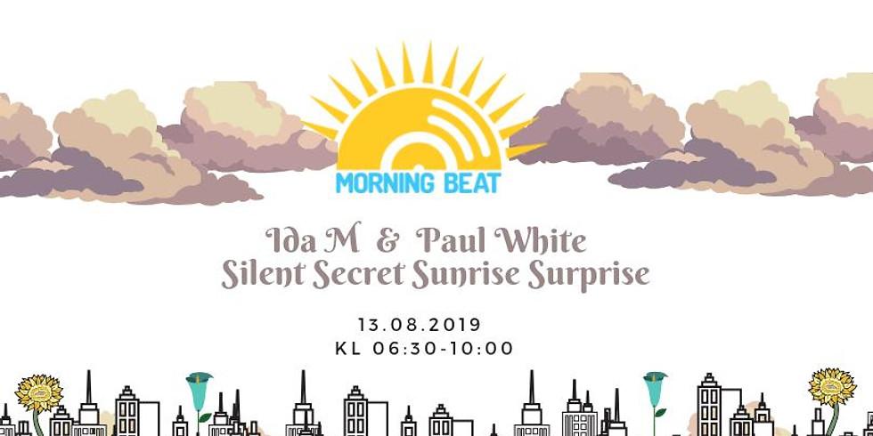 Silent Disco Club // Morning Beat // Tirsdag  13. August