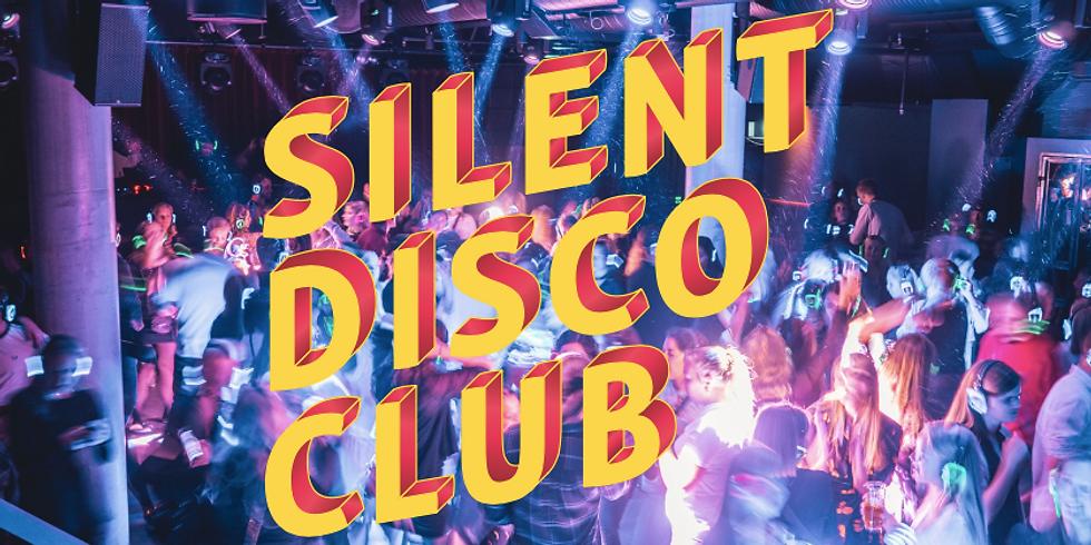 Silent Disco Club // Verket Scene i Moss // Lørdag 11. juli