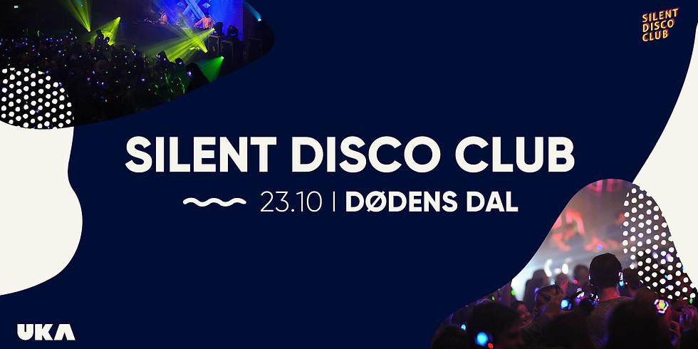 Utsolgt // Silent Disco Club // Dødens Dal Trondheim // Onsdag 23. October