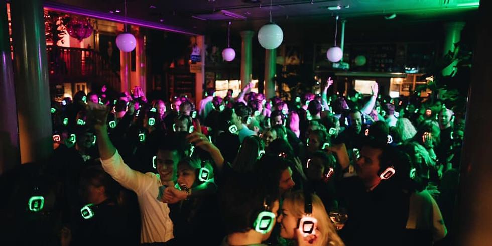 Silent Disco Club // Christiania // Fredag 06. Mars