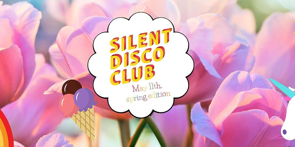 Silent Disco Club // SALT // Lørdag 11. Mai