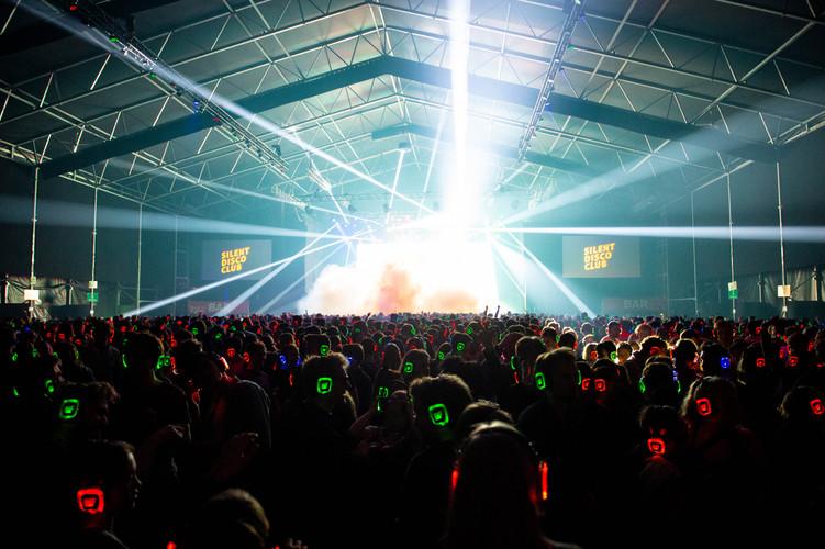 Silent Disco Club på UKA Trondheim 2019 © Fotogjengen