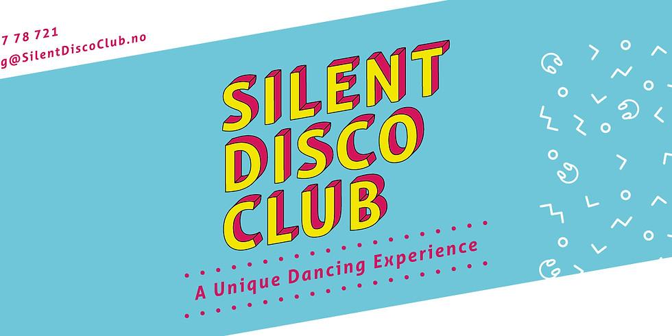 Silent Disco Club // SALT // LØRDAG 08. Juni