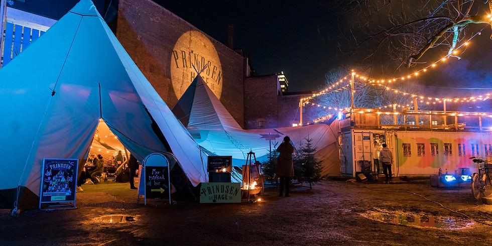 Silent Disco Club on ice // Prindsen hage // Lørdag 09. Mars