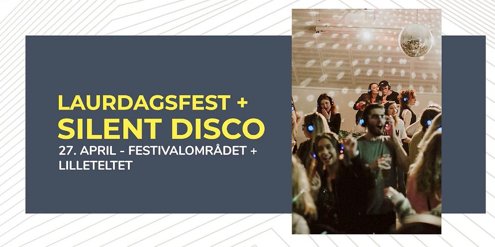 Silent Disco Club // Dokfilm Volda 2019 // Lørdag 27. April