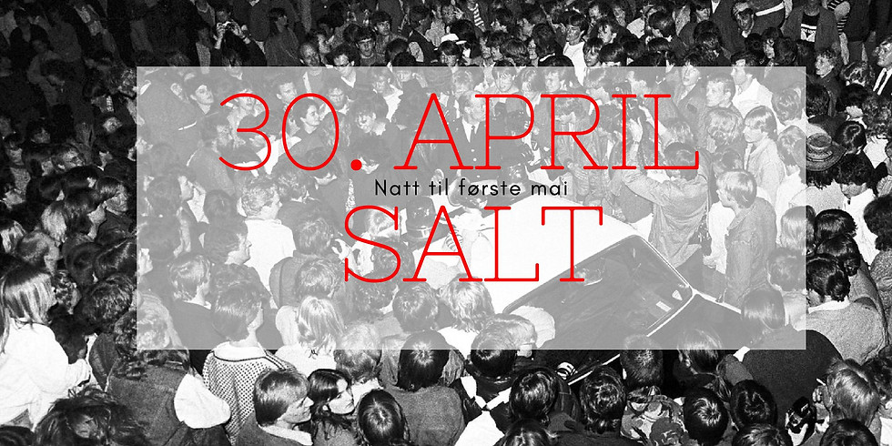 Utsolgt! Silent Disco Cub // SALT // Tirsdag 30. April