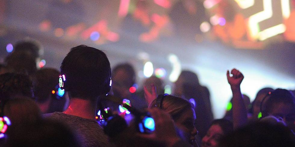 UTSOLGT!- Silent Disco Club // Dattera til Hagen // Torsdag 08. November