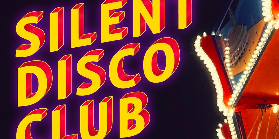Silent Disco Club // Rockefeller // Lørdag 22. Februar