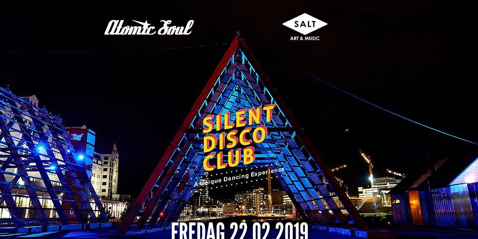 Silent Disco Club // SALT // Fredag 22. Mars