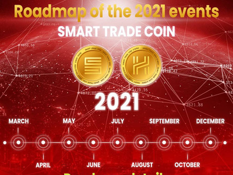Smart Trade Coin / Oceans Enterprise 2021 Roadmap details We are constantly developing