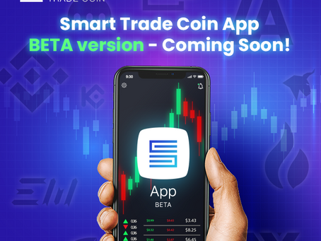 Next phase of testing of the Smart Trade Coin trading application