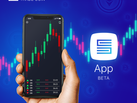 Great news BETA version of the Smart Trade Coin App coming soon - STC cryptotrading bot