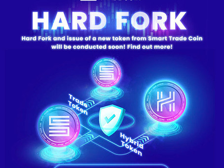 Smart Trade Coin GO successfully conducted Hard Fork STC