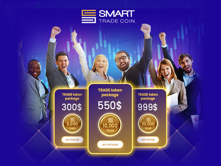 A special September promotion for the TRADE token. The Hybrid token will appear on December. STCGO