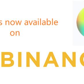RARE Token has been added to the lists on Binance Exchange - sierackimilosz.com