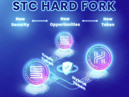Smart Trade Coin GO Hard Fork is getting closer. Bitcoin trading bot
