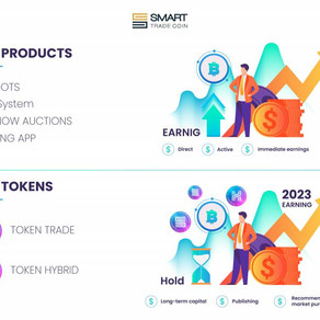 The TRADE token from Smart Trade Coin will appear on the exchange on March 15 - What do you need to