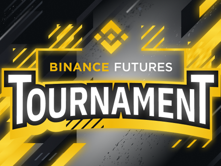 Binance Futures Tournament Has Been Officially Launched 2020-03-26