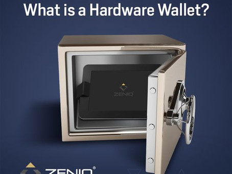 What is a Hardware Wallet from Zeniq