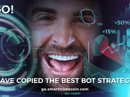 Bitcoin crypto trading bot - Smart Trade GO - My earnings from last 7 days the twenty-fourth report