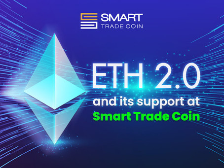 Smart Trade Coin GO support ETH 2.0 (Ethereum)