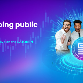 We have this Smart Trade Coin Token TRADE is now active on the LaToken exchange!