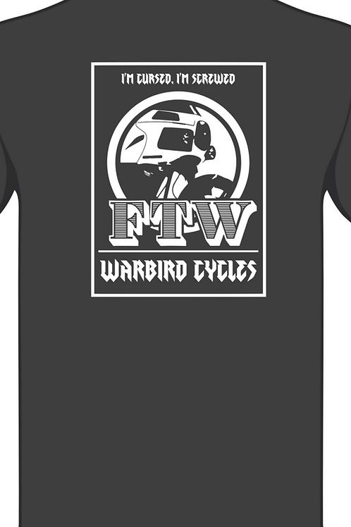 """FXR/Dyna """"FTW"""" Tshirt"""