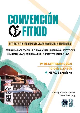 CONVENCIÓN FITKID