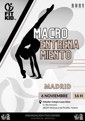 MACROENTRENAMIENTO MADRID