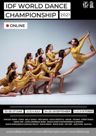 WORLD DANCE CHAMPIONSHIP - 2021